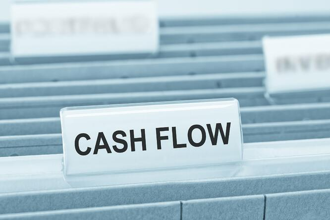 useful cash flow projections