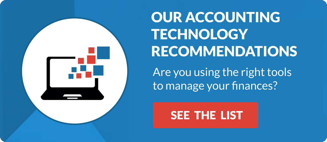 Our Accounting Tech Recommendations